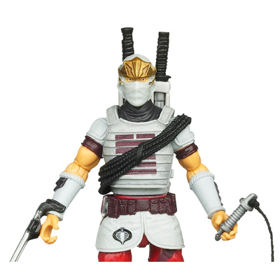 G.I. JOE STORM SHADOW COBRA Ninja