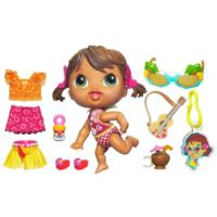 CRIB LIFE BEACH LUAU HAILEY HULA Doll