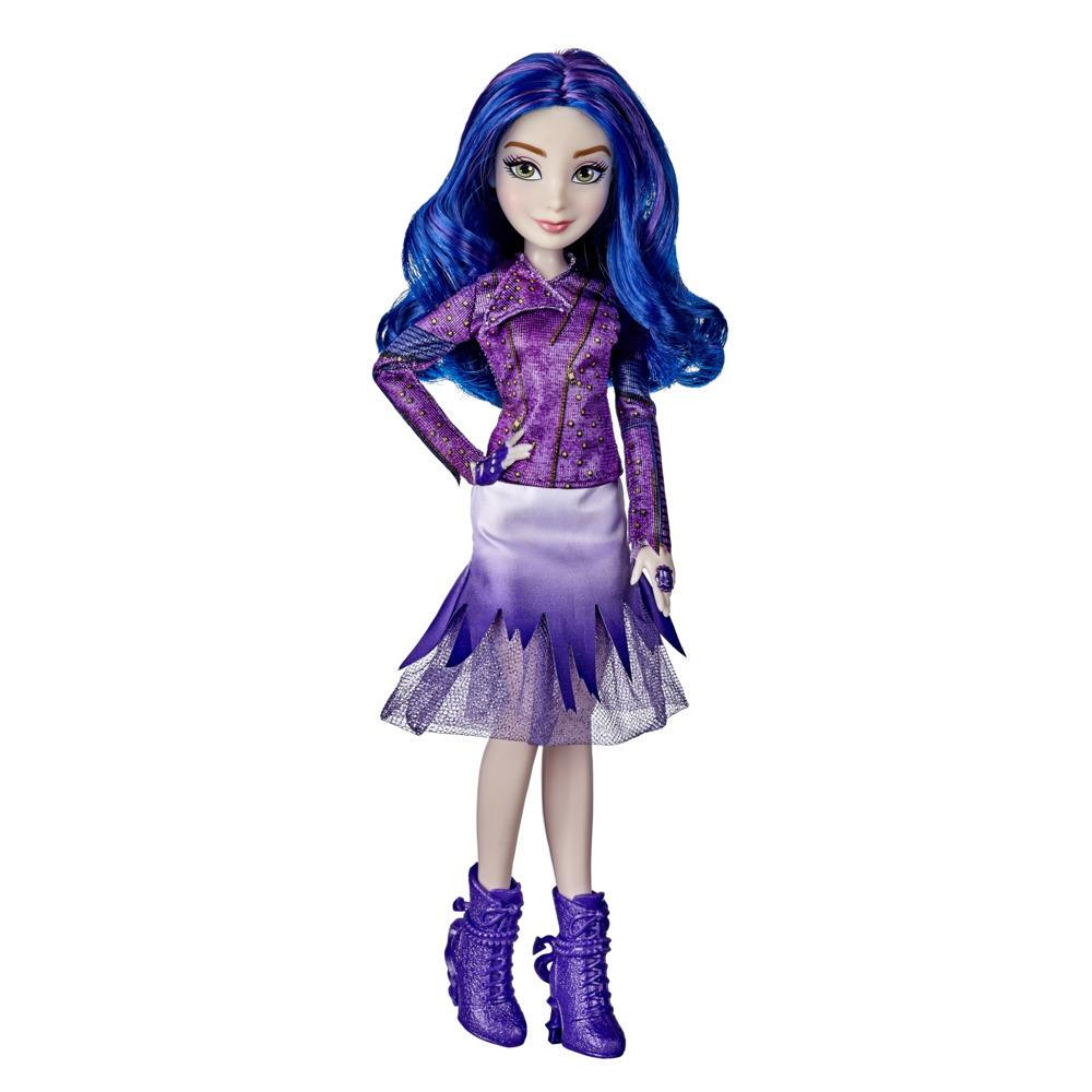 Disney Descendants Mal Doll, Inspired by Disney The Royal Wedding: A Descendants Story, Toy Includes Dress and Shoes