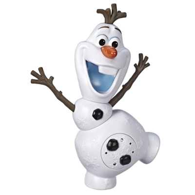 Bop It! Disney Frozen 2 Olaf Edition Electronic Game for Kids Ages 8 and up