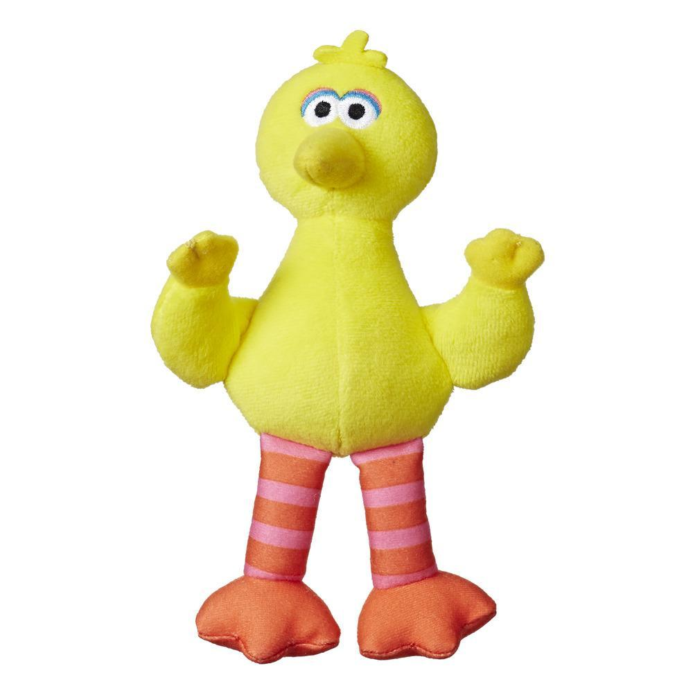 Playskool Friends Sesame Street Bean Bag Buddies Big Bird Plush