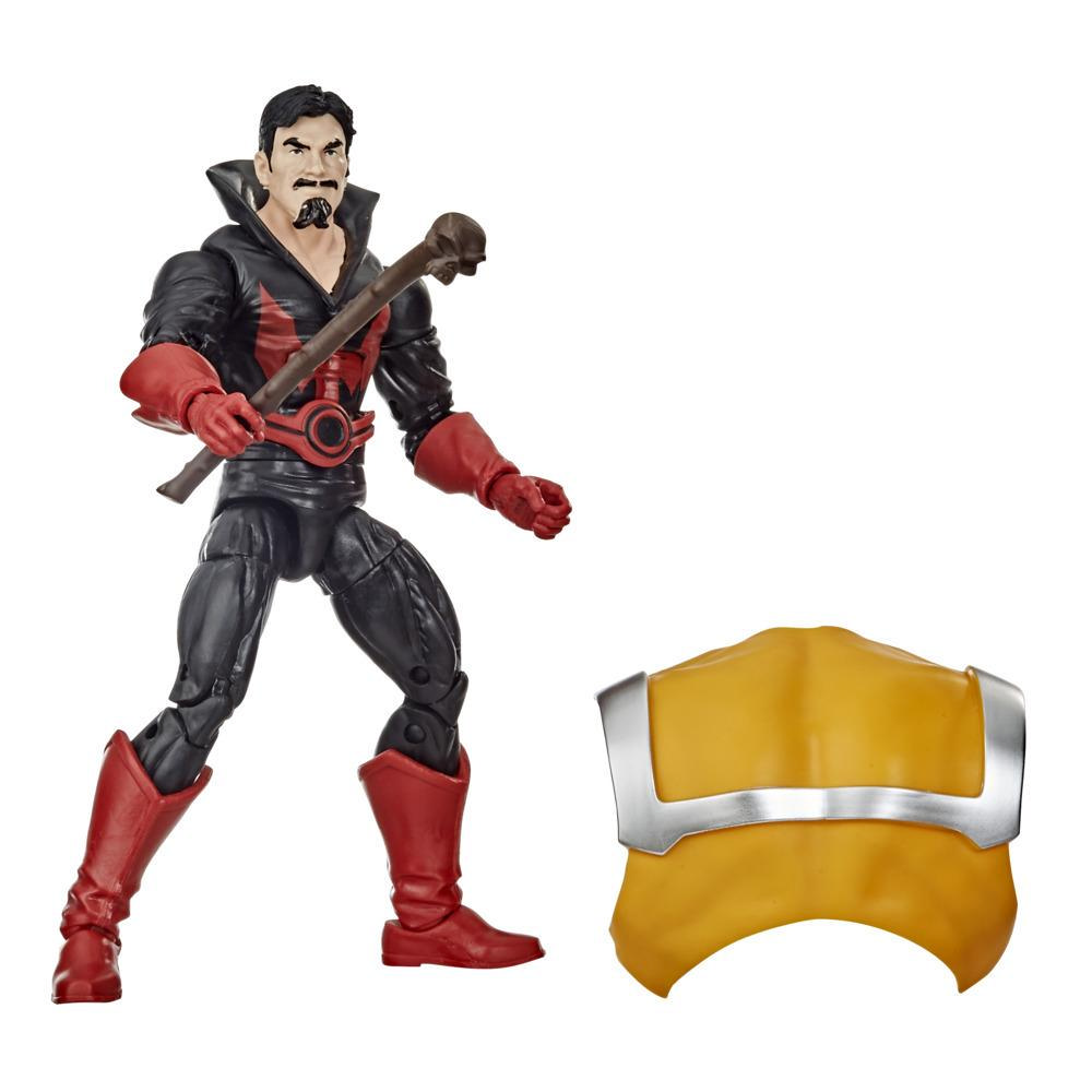 Hasbro Marvel Legends Series Deadpool Collection 6-inch Black Tom Cassidy Action Figure Toy