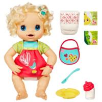 BABY ALIVE MY BABY ALIVE Doll (Blonde) Instructions