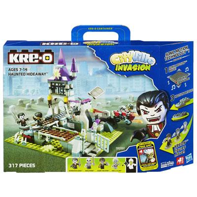 Kre-O CityVille Invasion Haunted Hideaway Construction Set