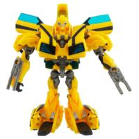 TRANSFORMERS PRIME ROBOTS IN DISGUISE Deluxe Class Series 1 BUMBLEBEE Figure