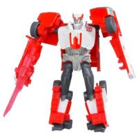 TRANSFORMERS PRIME CYBERVERSE COMMAND YOUR WORLD Legion Class AUTOBOT RATCHET Tech Specialist Figure