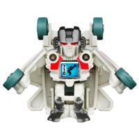 TRANSFORMERS BOT SHOTS Battle Game Series 1 STARSCREAM Vehicle