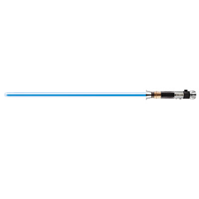 Star Wars Obi-Wan Kenobi Force FX Lightsaber with Removable Blade