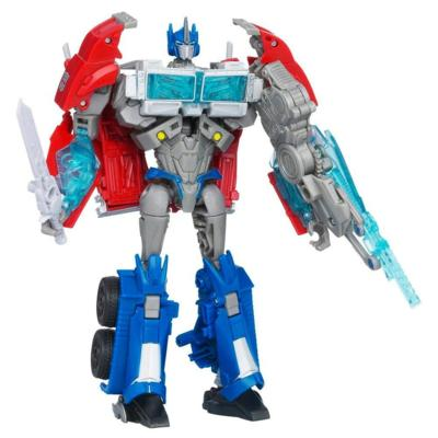 TRANSFORMERS PRIME ROBOTS IN DISGUISE - AUTOBOT OPTIMUS PRIME Figure