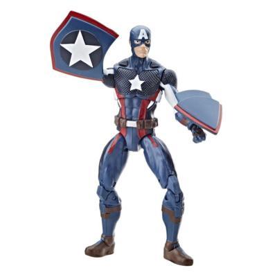 Marvel Legends Series 3.75-in Captain America