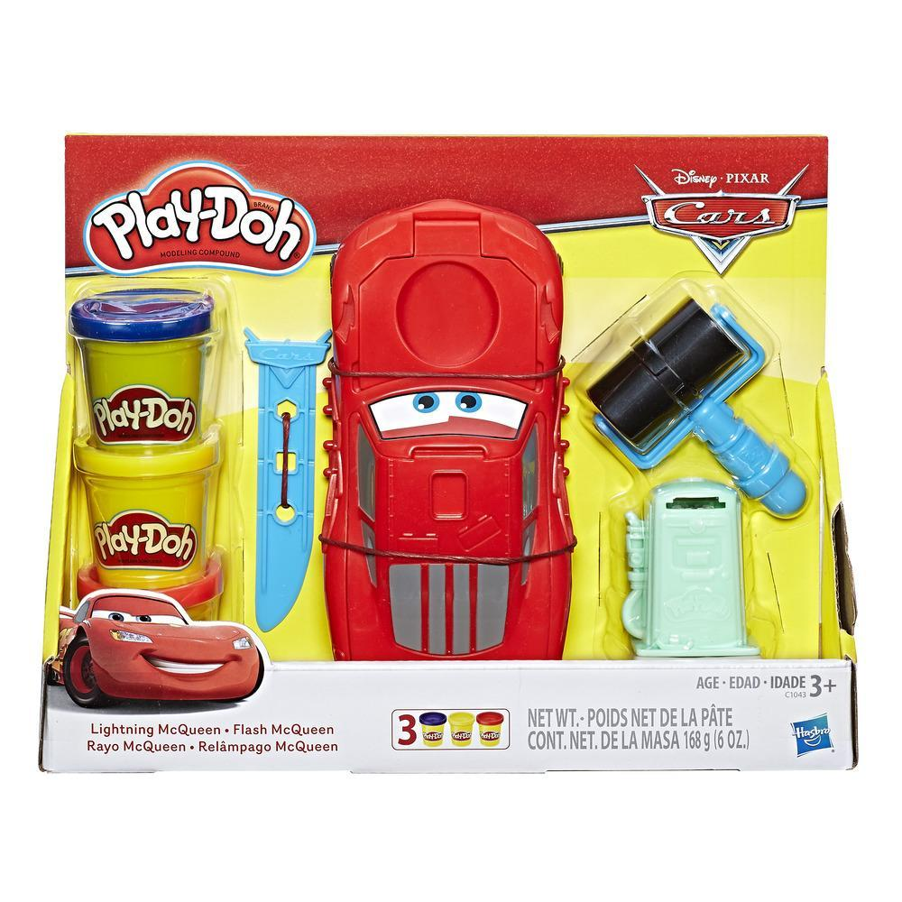 Play-Doh Disney Pixar Cars Lightning McQueen