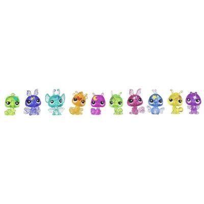 Littlest Pet Shop Moonlite Fairies Moondust Friends Pack