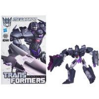Transformers Generations Deluxe Class Megatron Figure