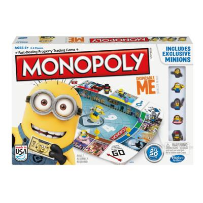 Monopoly Despicable Me 2 Game