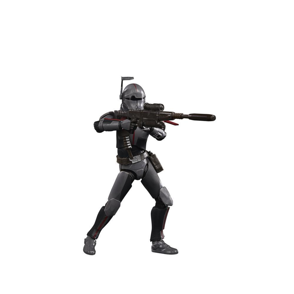 Star Wars The Black Series Bad Batch Crosshair Toy 6-Inch-Scale Star Wars: The Clone Wars Figure, For Kids Ages 4 and Up