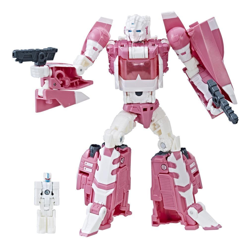Transformers Titans Return Arcee 3-figure Pack (HASCON EXCLUSIVE)