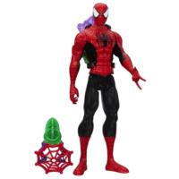Marvel Ultimate Spider-Man Spider-Man Figure with Goblin Attack Gear