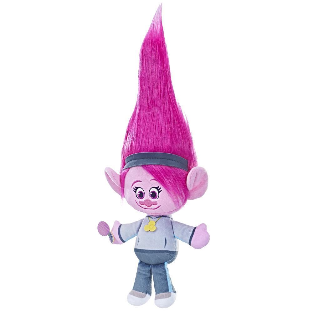DreamWorks Trolls Stylin' Hair Poppy