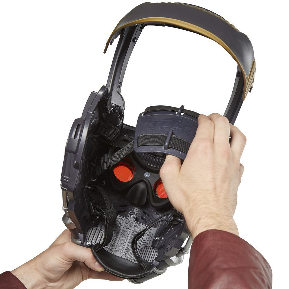 Populaire Marvel Legends Series Star-Lord Electronic Helmet | Marvel WC48
