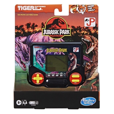 Tiger Electronics Jurassic Park Electronic LCD Video Game