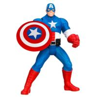 Marvel Mighty Battlers Final Justice Captain America Figure
