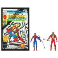 MARVEL Greatest Battles Comic Packs: SPIDER-MAN and CAPTAIN BRITAIN Pack
