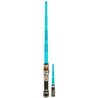 Star Wars Duel Action Jedi Lightsaber