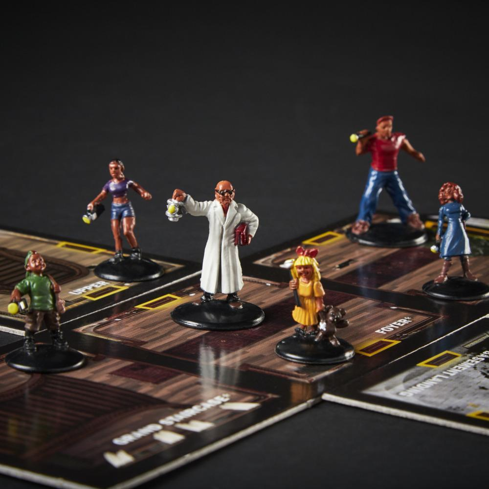 Avalon Hill Betrayal at House on the Hill Second Edition Cooperative Board Game, for Ages 12 and Up for 3-6 Players