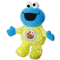 Playskool Friends Sesame Street Snuggle Me In Cookie Monster