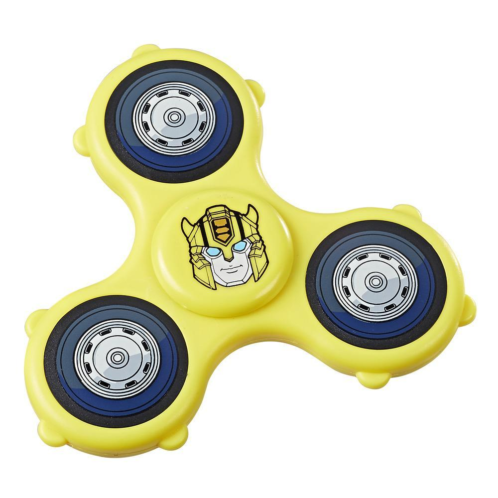 Fidget Its Transformers Bumblebee Graphic Spinner