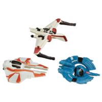 Star Wars Revenge of the Sith Micro Machines 3-Pack Clone Fighter Strike