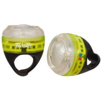Twister Rave Ringz - Lazer Light Yellow