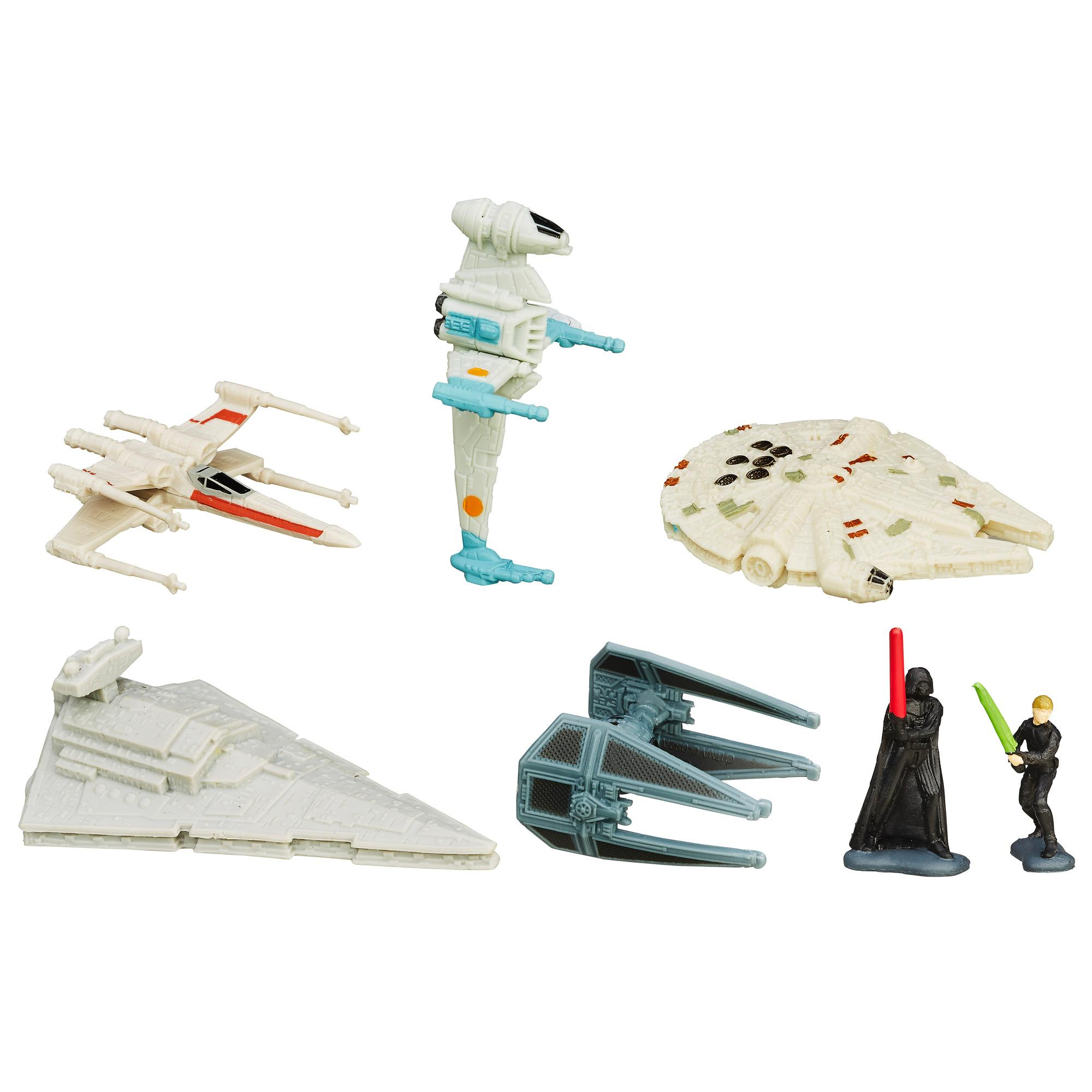 Star Wars Return of the Jedi Micro Machines Deluxe Vehicle Pack Fall of the Empire