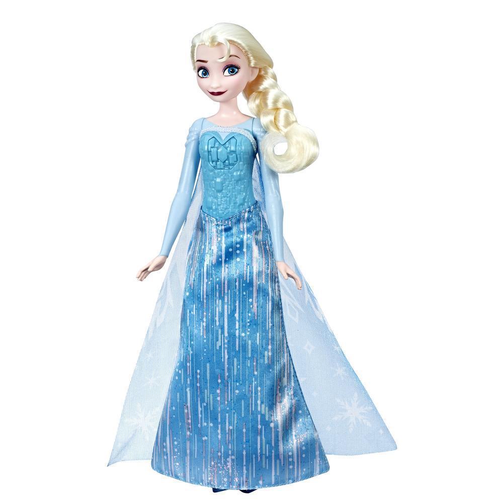 Disney Frozen Shimmer 'n Sing Elsa, Singing Doll