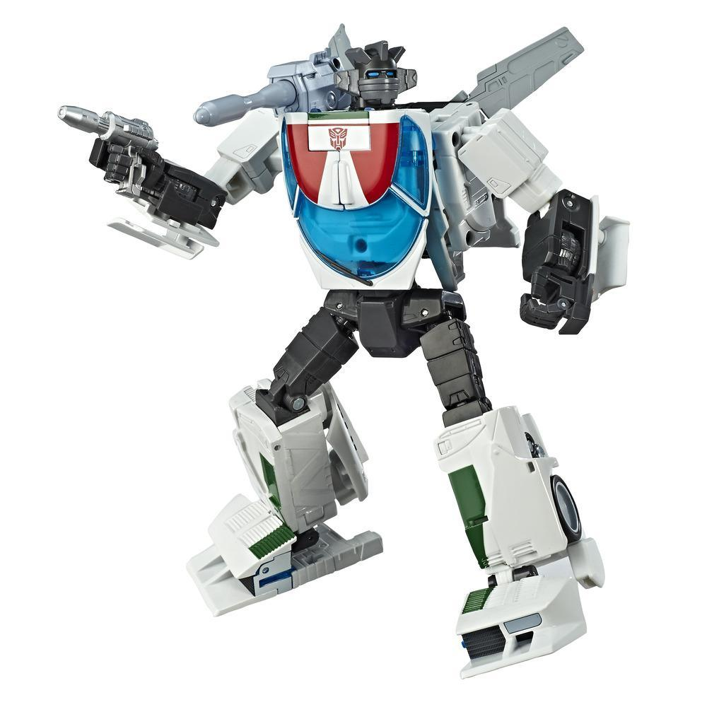 Transformers Masterpiece MP-20+ Wheeljack Figure