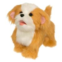 FURREAL FRIENDS GOGO'S WALKIN' PUPPIES Figure (Tan and White)
