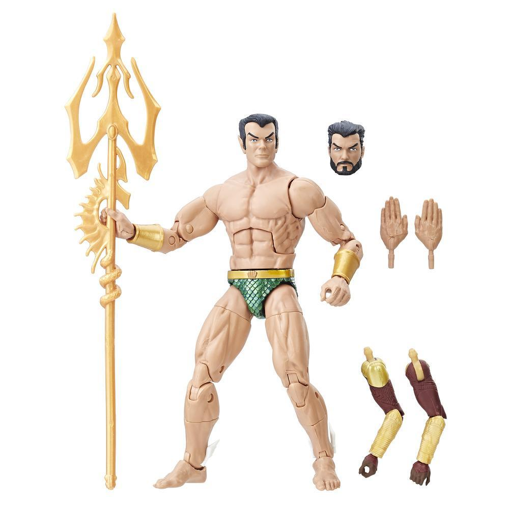 Marvel Black Panther 6-inch Legends Series Sub-Mariner
