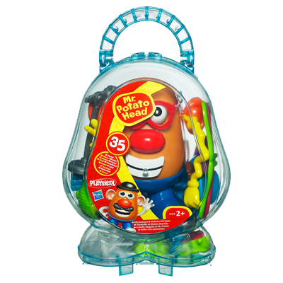 Mr. Potato Head Silly Suitcase