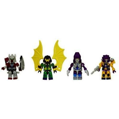 Kre-O Transformers Micro-Changers Combiners Abominus Building Set