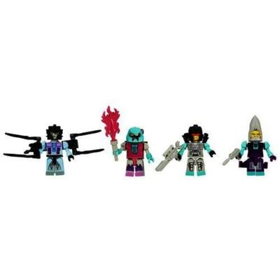Kre-O Transformers Micro-Changers Combiners Decepticon Piranacon Building Set