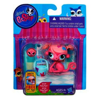 Littlest Pet Shop Minka Mark Pet and Minka Mark Friend