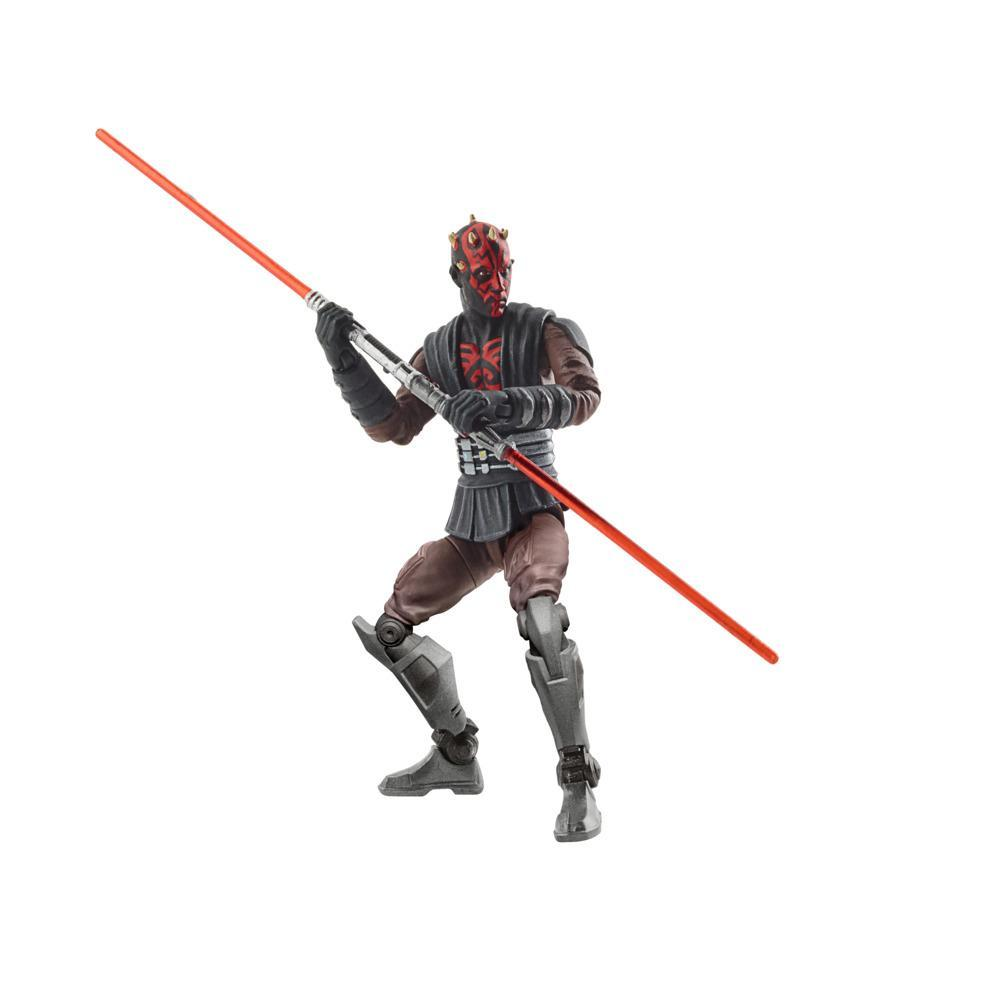 Star Wars The Vintage Collection Darth Maul (Mandalore) Toy, 3.75-Inch-Scale Star Wars: The Clone Wars Action Figure