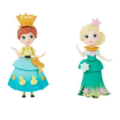 Disney frozen little kingdom frozen fever celebration set toys for