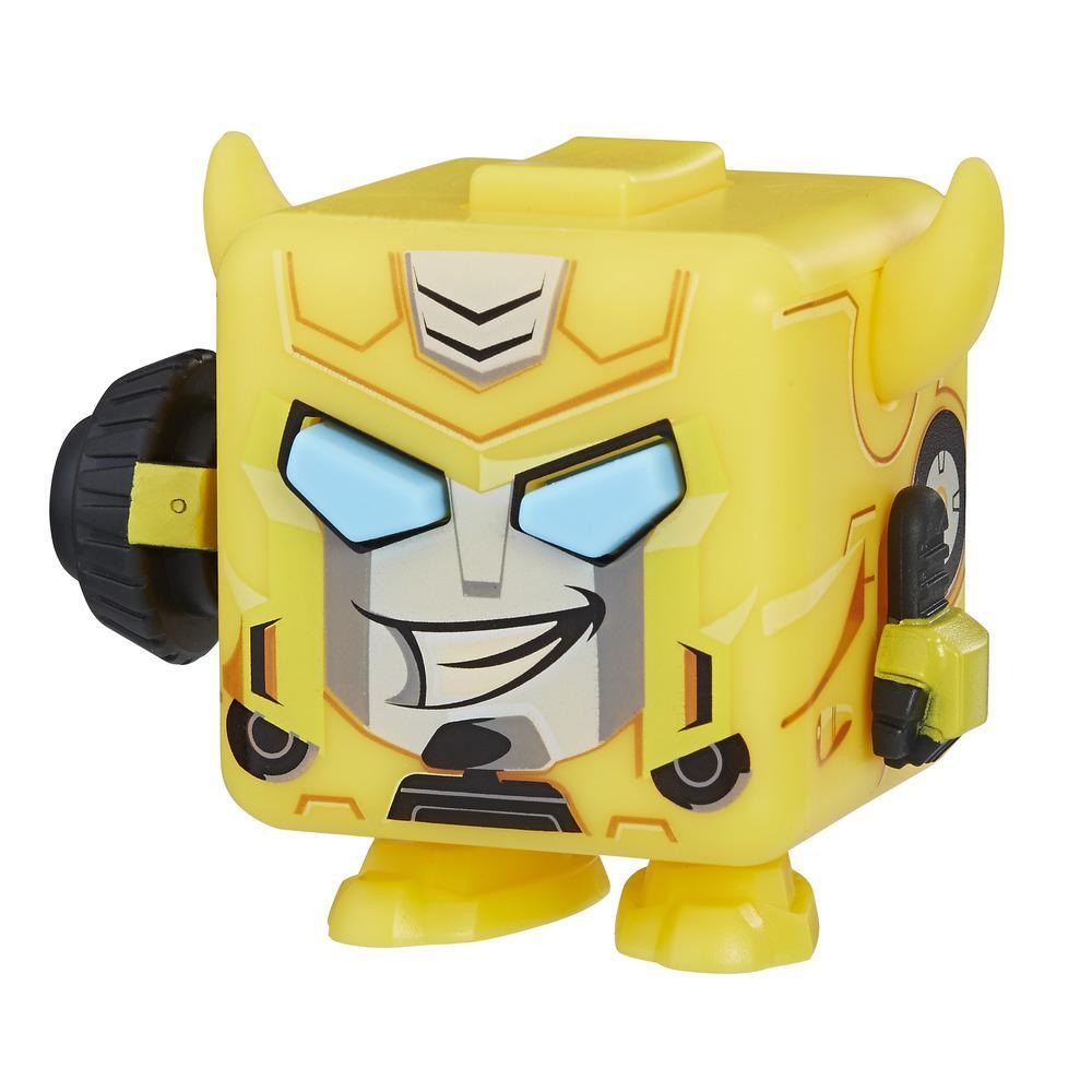 Fidget Its Transformers Bumblebee Cube