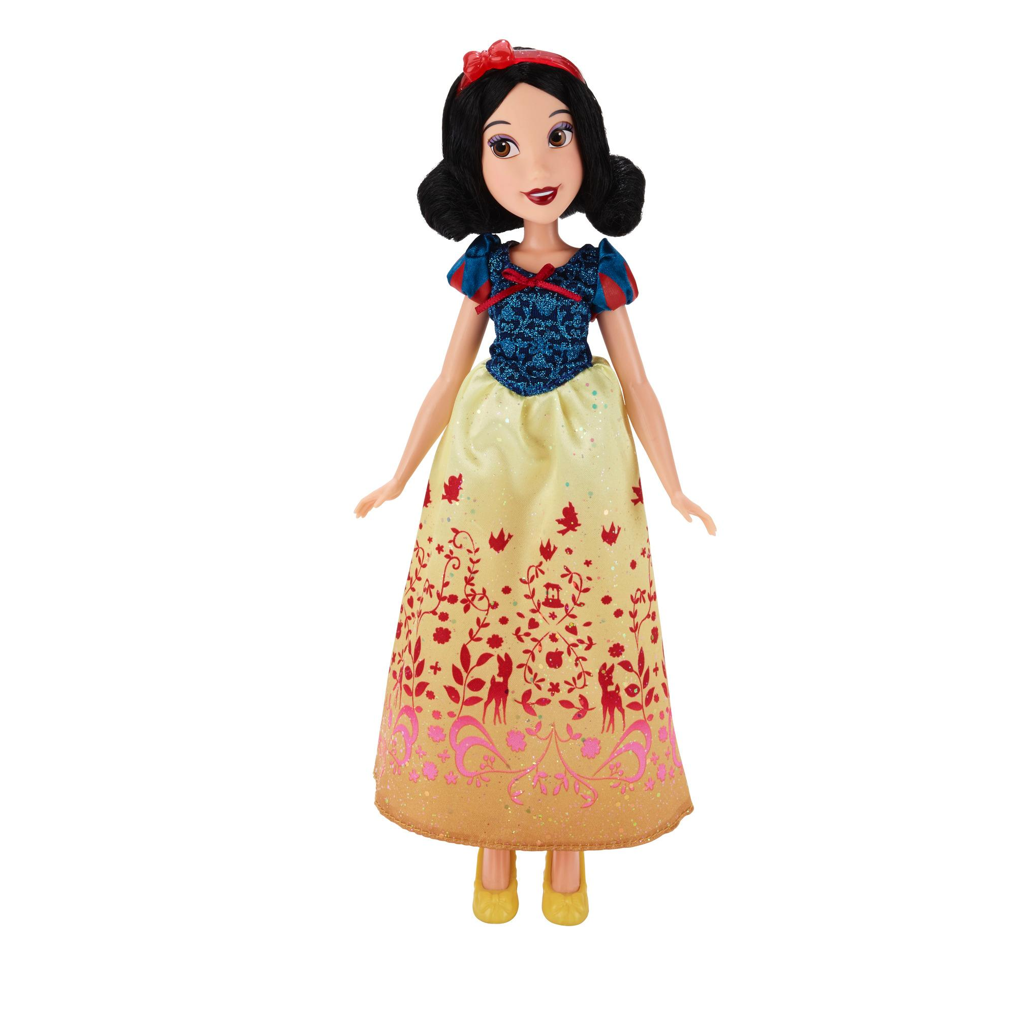 Disney Princess Royal Shimmer Snow White Doll 1