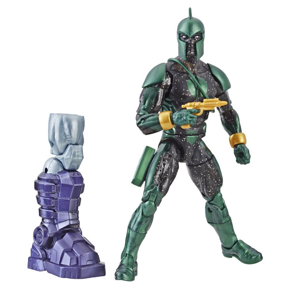 Marvel 6-inch Legends Genis-Vell Figure for Collectors, Kids, and Fans