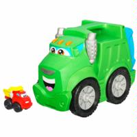 TONKA CHUCK & FRIENDS ROWDY THE GARBAGE TRUCK Carrier