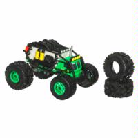 TONKA TREAD SHIFTERS RECYCLE RACER 3-C Vehicle
