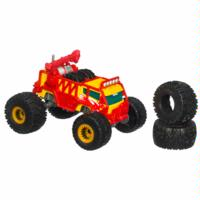 TONKA TREAD SHIFTERS BRUSHFIRE DEFENDER 4-C Vehicle