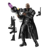 MARVEL THE AVENGERS Movie Series Assault Squad NICK FURY Figure